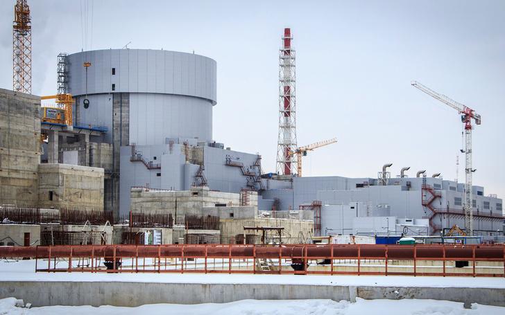 На Ленинградской АЭС-2 завершена программа физического пуска энергоблока №1