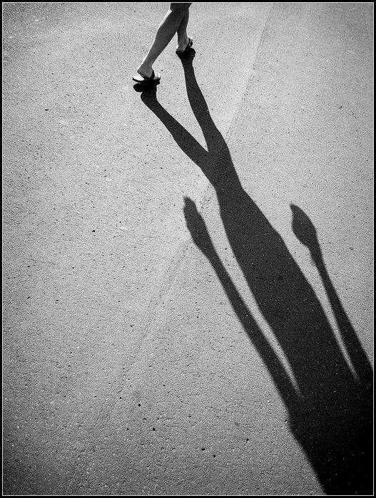 Мифы о человеческой тени