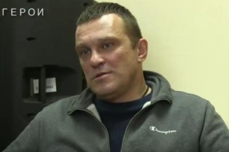 Из Крыма намерены экстрадировать на Украину комбата Минобороны ДНР Вадима Погодина