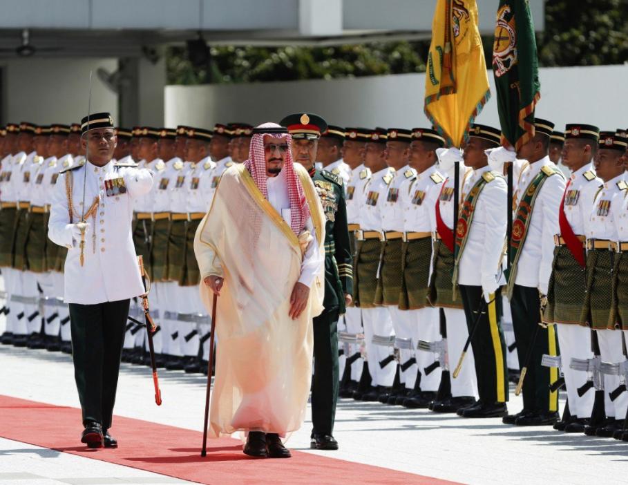 """В Саудовскую Аравию """"пришла демократия""""???"""