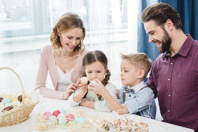 о крепкой семье
