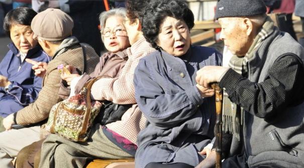 Пожилые люди в Японии сознательно стремятся попасть в тюрьму