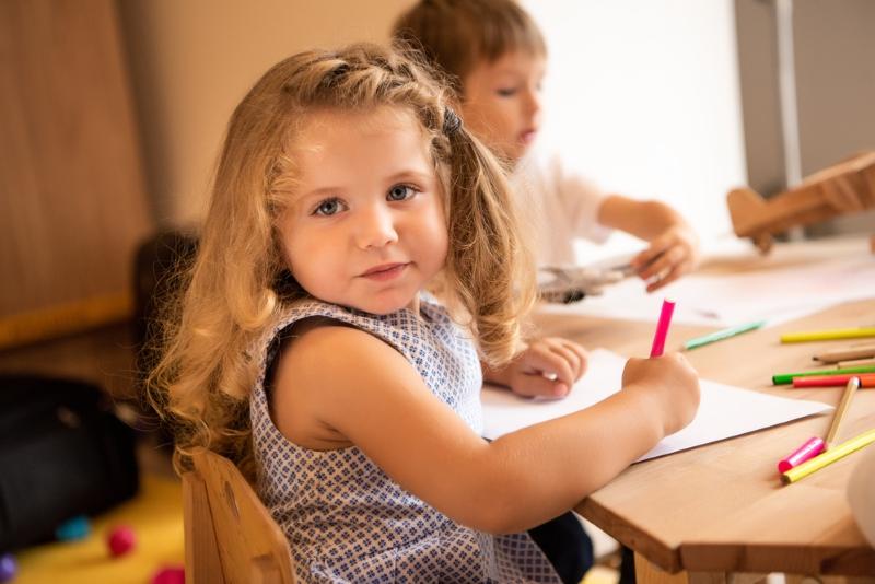 жизнь малыша в детском саду