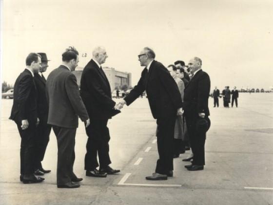 Приключения  генерала де Голля в Новосибирске в 1967 году