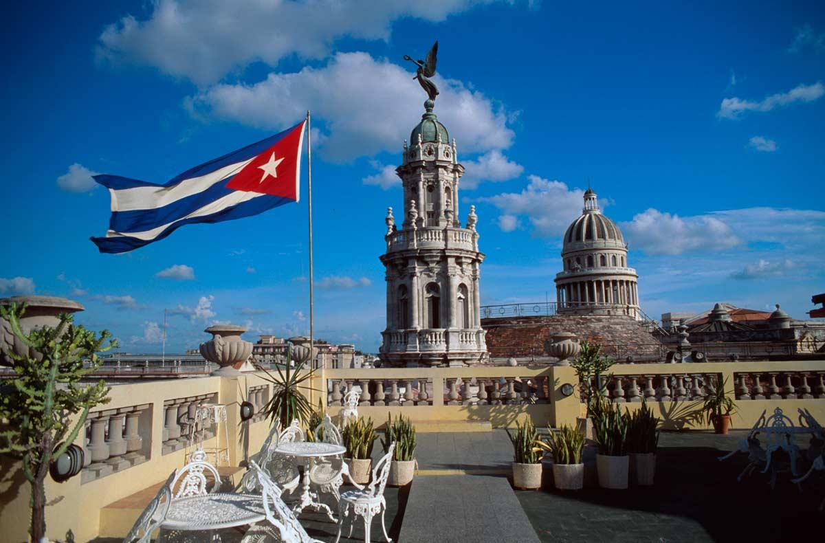 Эдурд Лимонов: Куба — зелена…