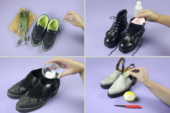 Деликатный вопрос: убираем запах из обуви