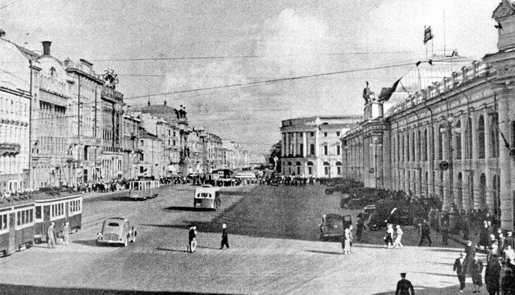 «Правда»:  О торговле на окраинах города. 2 августа 1938 года