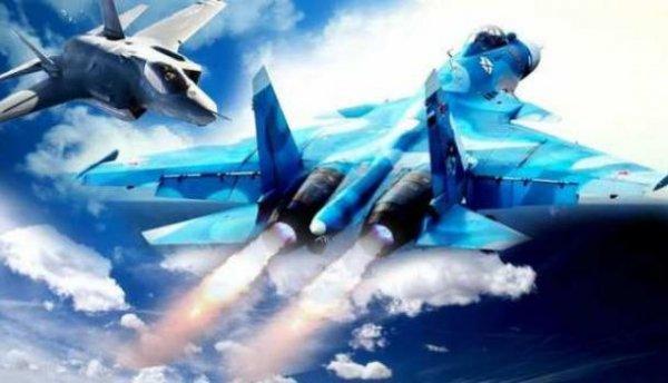 Очень обидное открытие: лётчики F-22 пожаловались на невозможность уследить за российскими самолётами