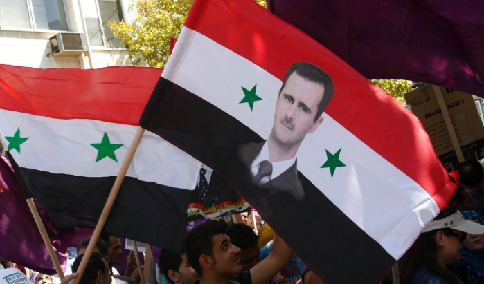 Германия не видит будущего Сирии во главе с Асадом