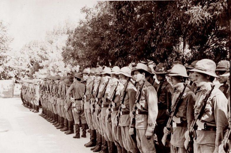Военные сборы в СССР