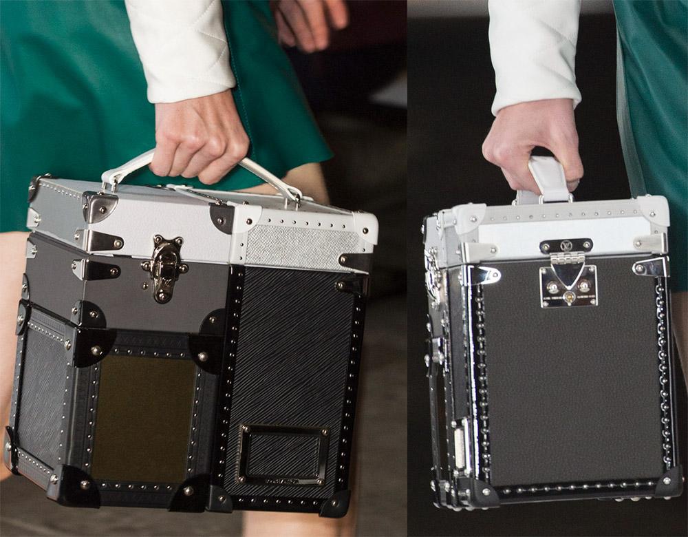Сумка чемоданчик Louis Vuitton