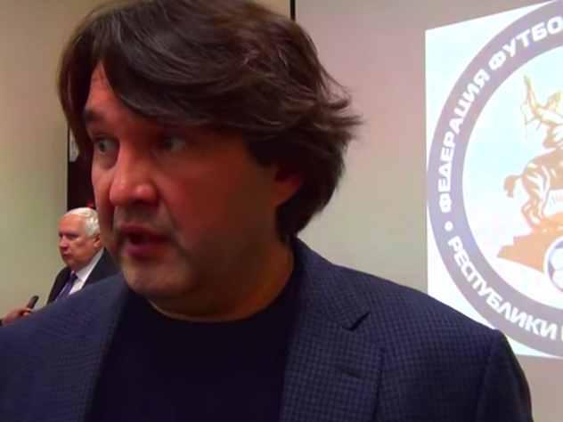 Гендиректор «Уфы» посетовал на большое количество судейских ошибок в премьер-лиге