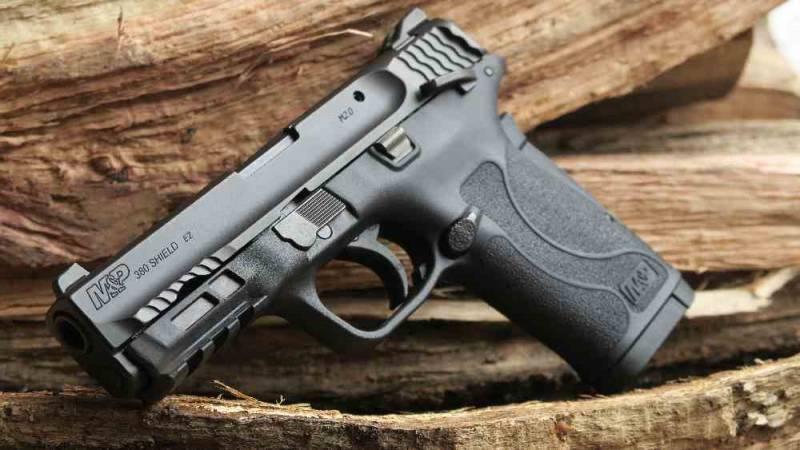 Новинки оружия 2018: Пистолет от Smith&Wesson M&P 380 SHIELD
