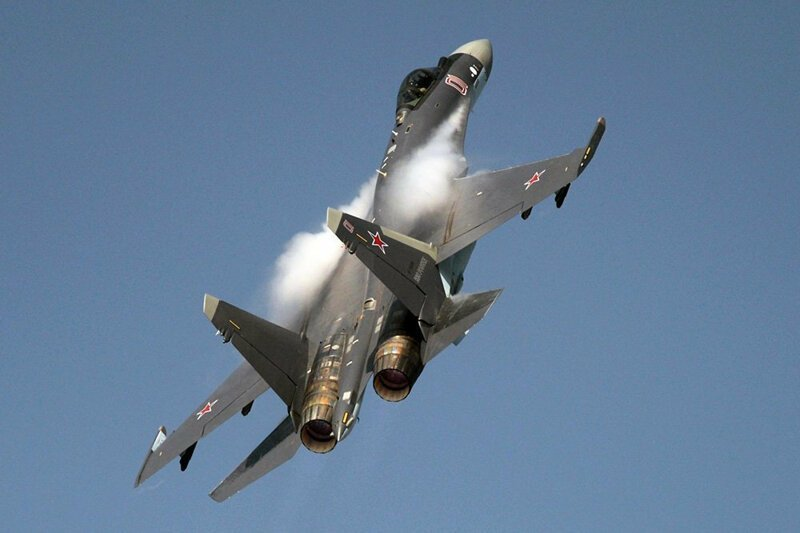 Российский Су-35 окрестили «…