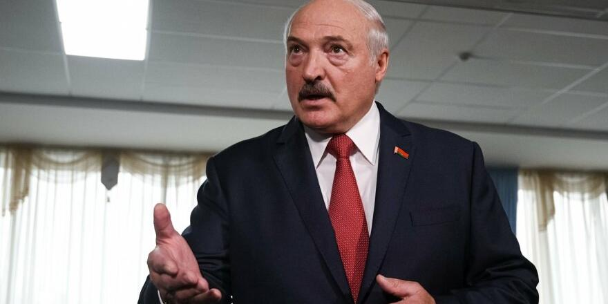 Лукашенко обвинил Россию в