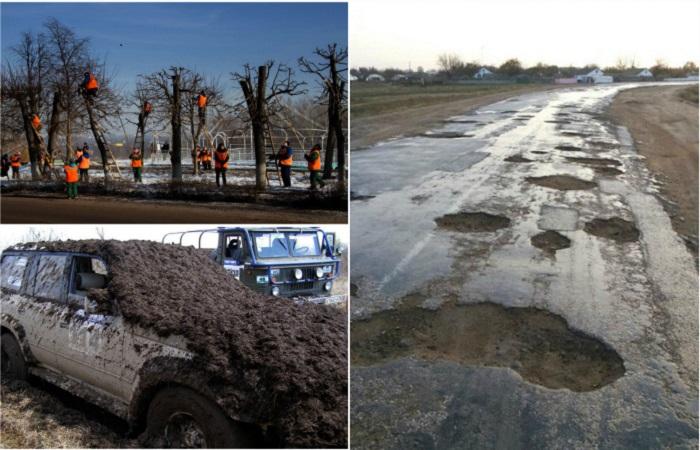 18 фото, на которых ясно видно, что такое суровая российская весна