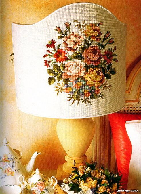 Для вашего вдохновения — схемы и примеры для вышивки крестом цветов и фруктов
