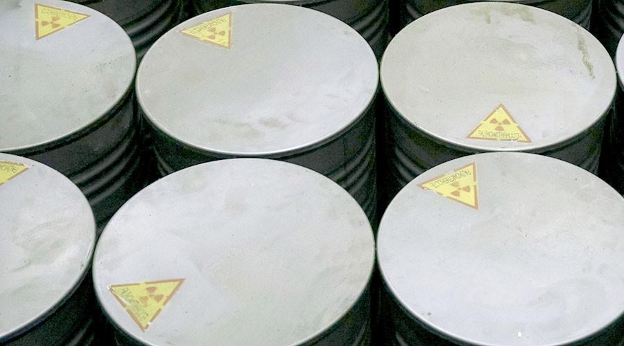 Россия остановила утилизацию американского плутония