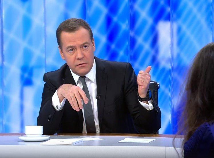 Медведев уверен, что решение…