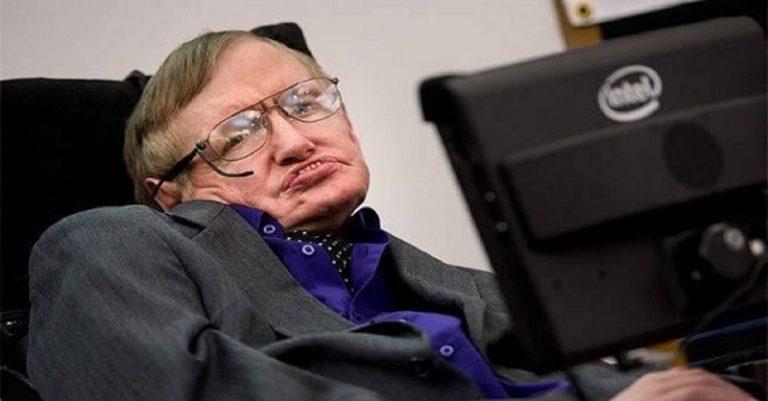 Стивен Хокинг объявил, что настало самое опасное время в истории человечества