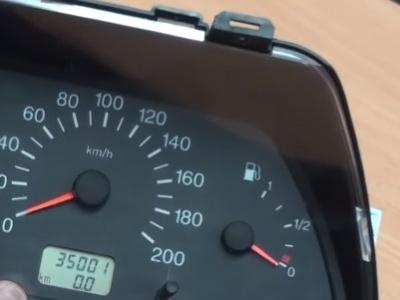 Как легко вычислить автомобиль со скрученным пробегом