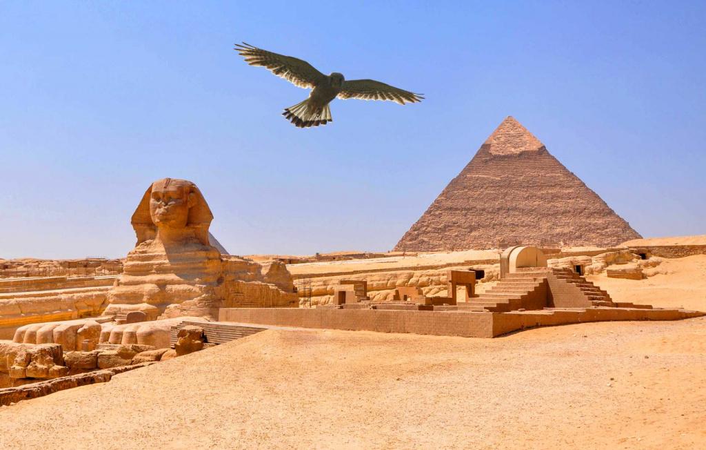 Неизвестные факты об известном Египте