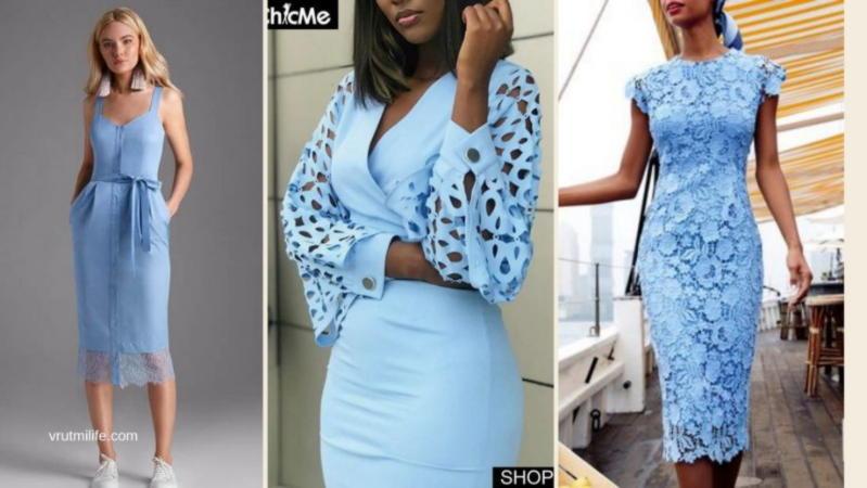 Такое разное платье-футляр — 15+ идей для лета 2019