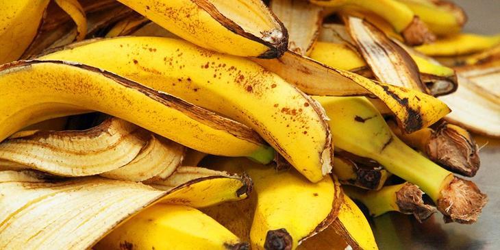 Банановая кожура как удобрен…