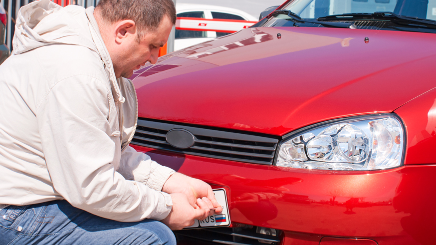 Код региона в номере авто будут опять привязывать к прописке владельца