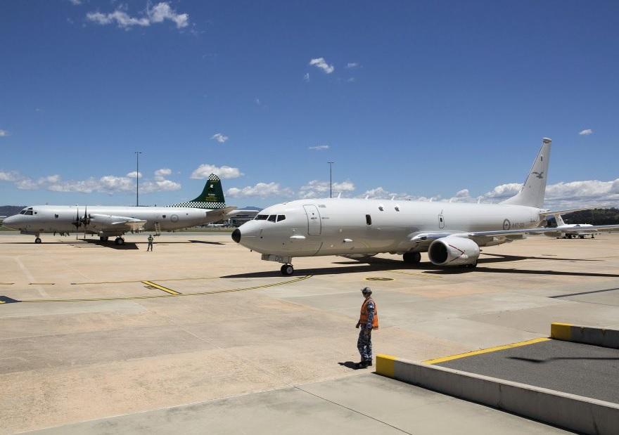 Норвегия приобретет пять базовых патрульных самолетов P-8A Poseidon
