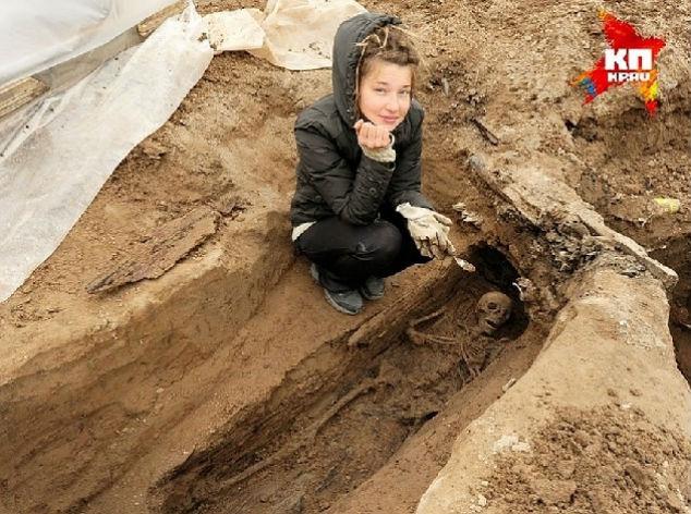 Пермские археологи все лето будут трудиться на раскопках золотоордынского городища