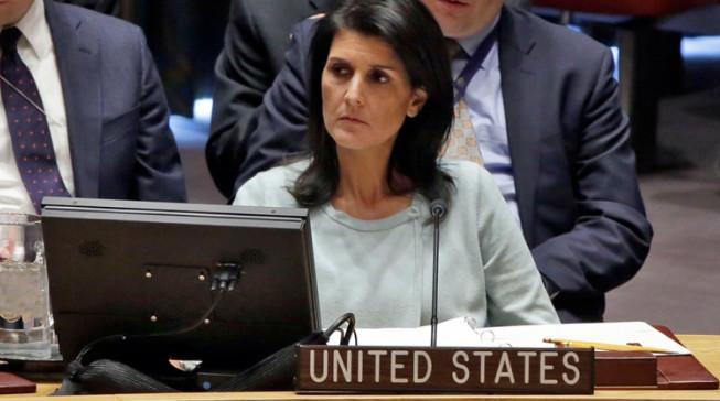 США введут новые санкции против России в понедельник