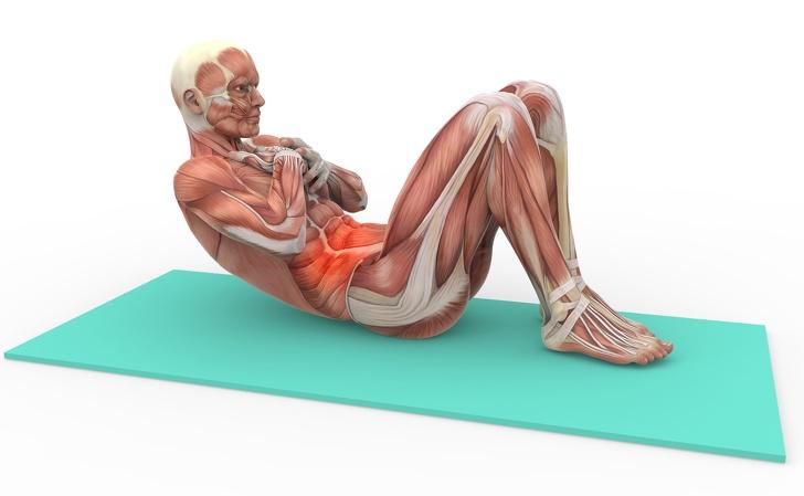10 простых упражнений, чтобы победить боль в спине и укрепить пресс