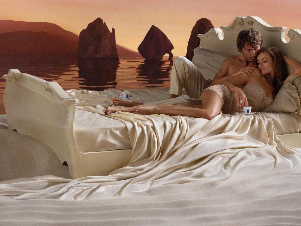 Красивый романтический секс с мужем мне