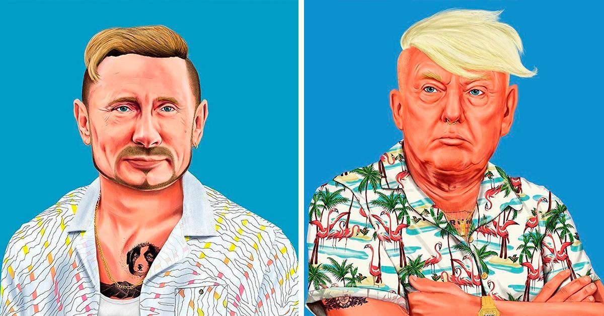 Стильно, модно, молодёжно: известные политики в образе хипстеров