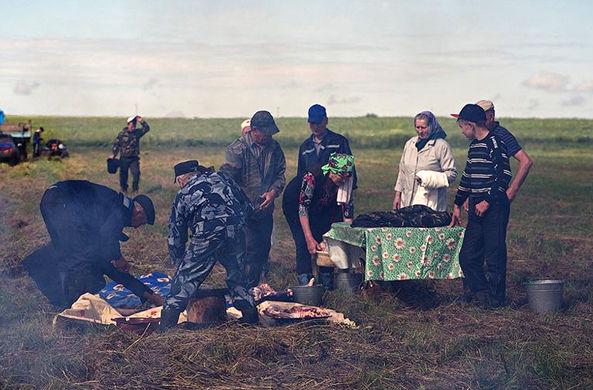 Фотограф рассказал о жизни язычников на Урале