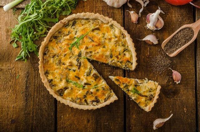 Готовим пироги с зеленью: полезные и вкусные идеи