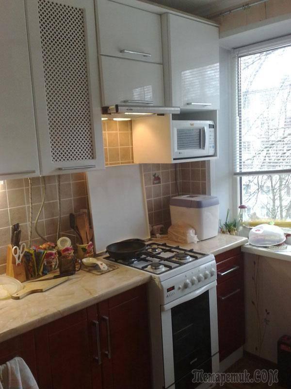 Кухня для будущей тещи