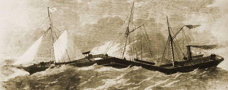 Корабли – уроды
