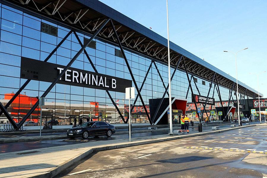 В Шереметьево открылся новый терминал B