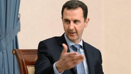 21 апреля 2017 15:27 Асад огласил список стран-союзников террористических группировок в Сирии