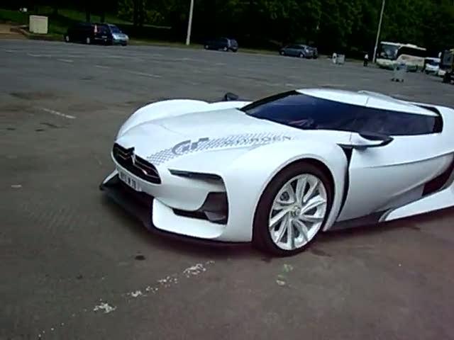 Citroen GT 2011