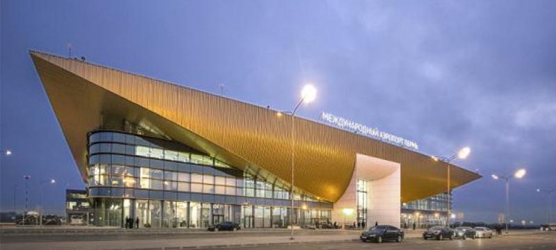 Аэропорт Перми закроют на шесть дней