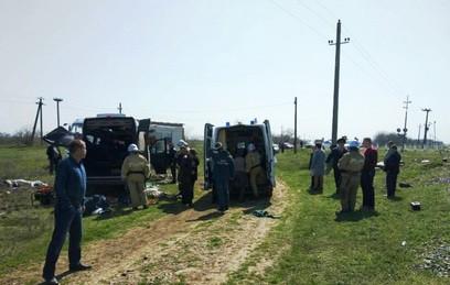 Двое пострадавших в ДТП в Крыму находятся в реанимации