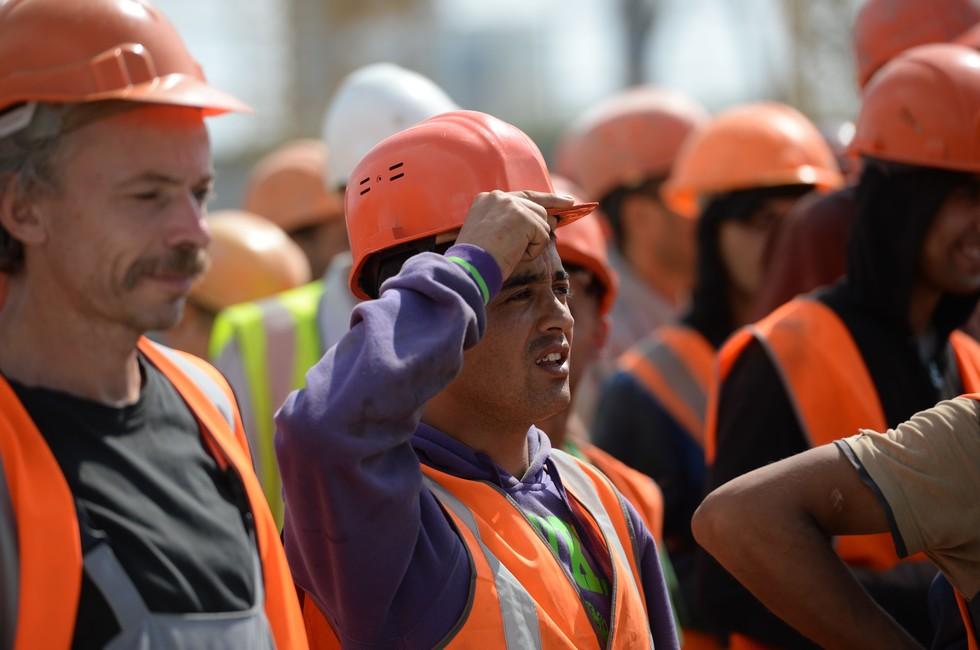 Смольному требуются 600 тысяч мигрантов для роста экономики и инноваций