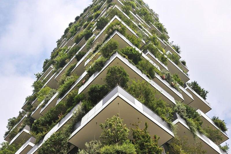 Вот как выглядят балконы будущего