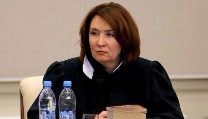 Заявление Интерпола – грузинский диплом судьи Елены Хахалевой поддельный