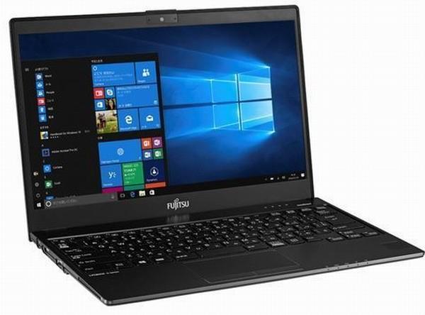 Лэптоп Fujtsu LifeBook UH75/B1 признан самым легким в мире