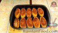 """Фото приготовления рецепта: Котлеты """"Птичье молоко"""" - шаг №15"""