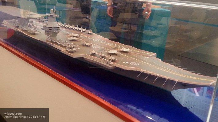 «Шторм» в море: каким будет новейший авианосец России